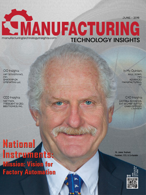 National Instruments- Mission: Vision for Factory Automation